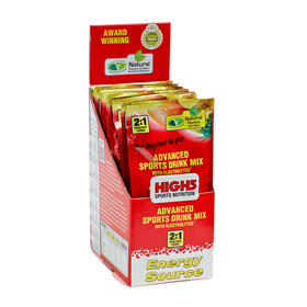 High5 EnergySource Drink - Nutrition sport - Tropical 12 x 47g